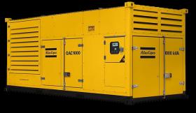 Аренда электростанции 800 кВт / 1000 кВа Atlas Copco QAC 1000
