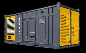 Аренда электростанции Atlas Copco QAC 1250 1000 кВт /1250 кВа (1 МВт)