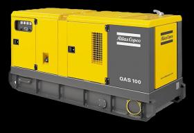 Аренда электростанции Atlas Copco QAS 100 (80 кВт)