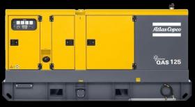 Аренда электростанции Atlas Copco QAS 125 (100 кВт)
