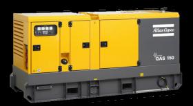 Аренда электростанции Atlas Copco QAS 150 (120 кВт)